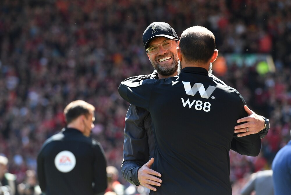 Jurgen Klopp: We did well to beat very strong Wolves