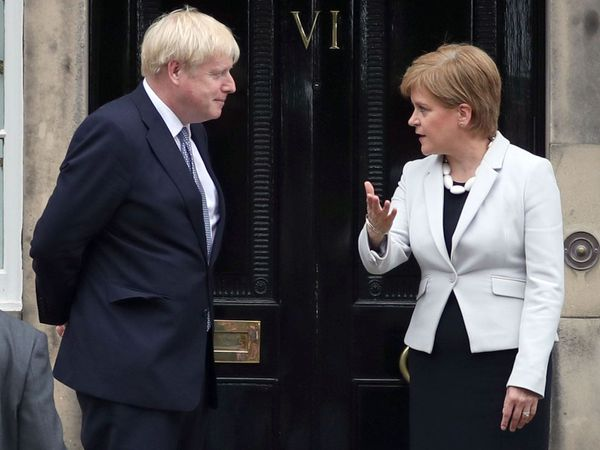 Boris Johnson has called a summit with the devolved leaders, including Scotland First Minister Nicola Sturgeon