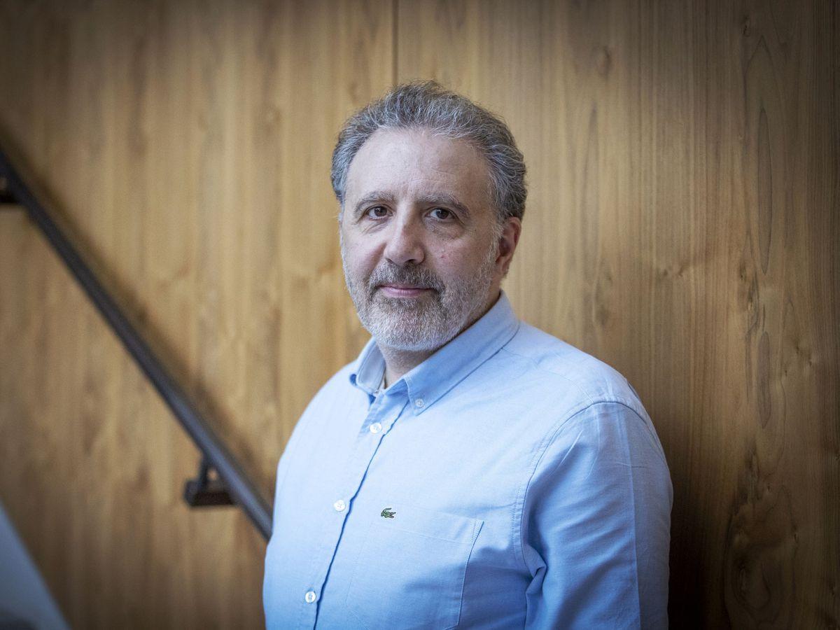 Professor Massimo Palmarini