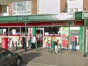 The Spar in Great Wyrley. Photo: Google