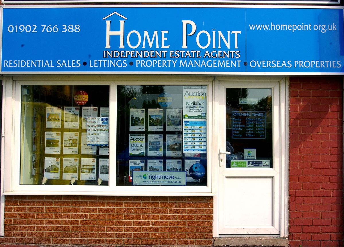 Home Point Lettings, which had an office in Castlecroft Road, Wolverhampton, has gone into liquidation