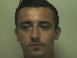 Thomas Cockroft. Photo: Staffordshire Police
