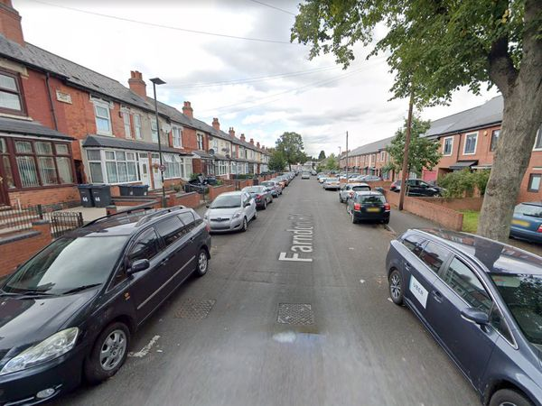 Farndon Road, in Birmingham. Pic: Google