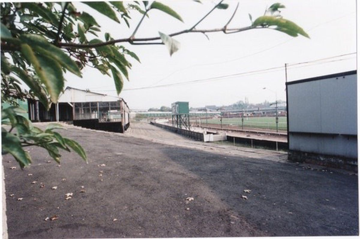 The former Dudley Wood stadium (Picture: John Hipkiss)