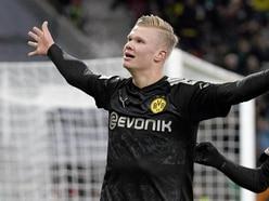 Dream Dortmund debut for hat-trick hero Haaland