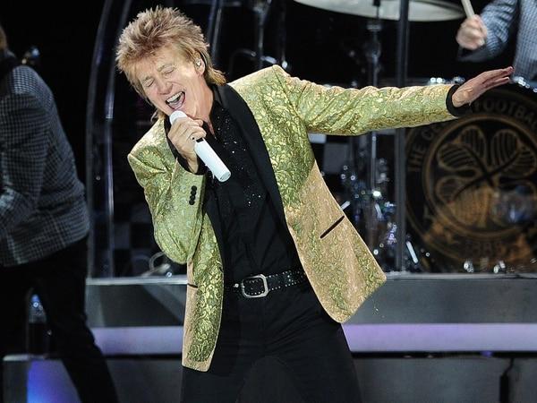 Rod Stewart extends UK tour with Birmingham date