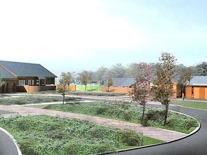 A previous image of the proposed Essington crematorium