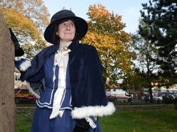 Spine-tingling tales of spooks: Walsall author set to release third volume of ghostly stories