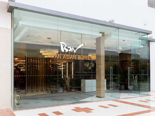 The new Bon Pan Asian Buffet resturant at Merry Hill Shopping Centre. Picture by Shaun Fellows / Shine Pix Ltd