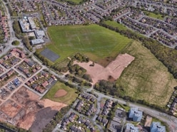 Work starting on new housing estate next to Wednesfield High School