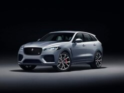 UK Drive: Jaguar's F-Pace SVR is a performance SUV you can use every day