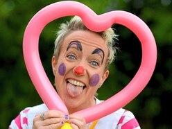 What it's like to be a clown: It's not just a job, I love it!