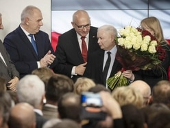 Poland's ruling Law and Justice party poised for majority in parliament