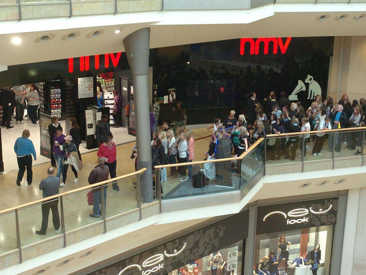 HMV is closing its store in the Bullring within weeks