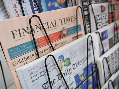 Financial Times reports gender pay gap of nearly 20%