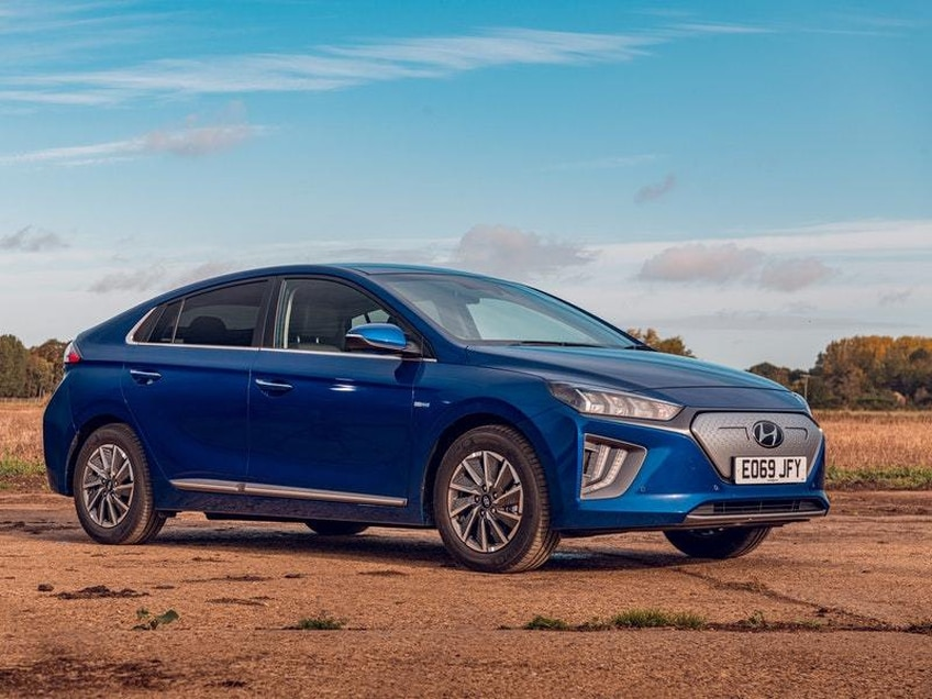 UK Drive: Hyundai Ioniq now has more range – but is that enough?