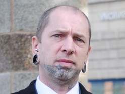 JAILED: 'Dr Evil' extreme body artist given 40-month sentence for ear and nipple removal