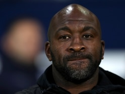 Darren Moore: It was a game too far for West Brom