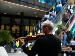 Public surprised with Royal Philharmonic Orchestra performance in Wembley Park