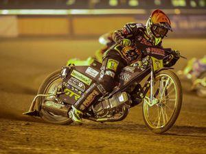 Freddie Lindgren racing for Wolves (Photo: Steve Feeney)