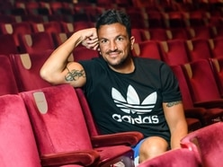 'The Hippodrome is such a beautiful theatre': Peter Andre prepares for Grease role in Birmingham