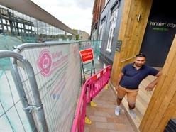 Wolverhampton hotel owner's fury at late-night Midland Metro work