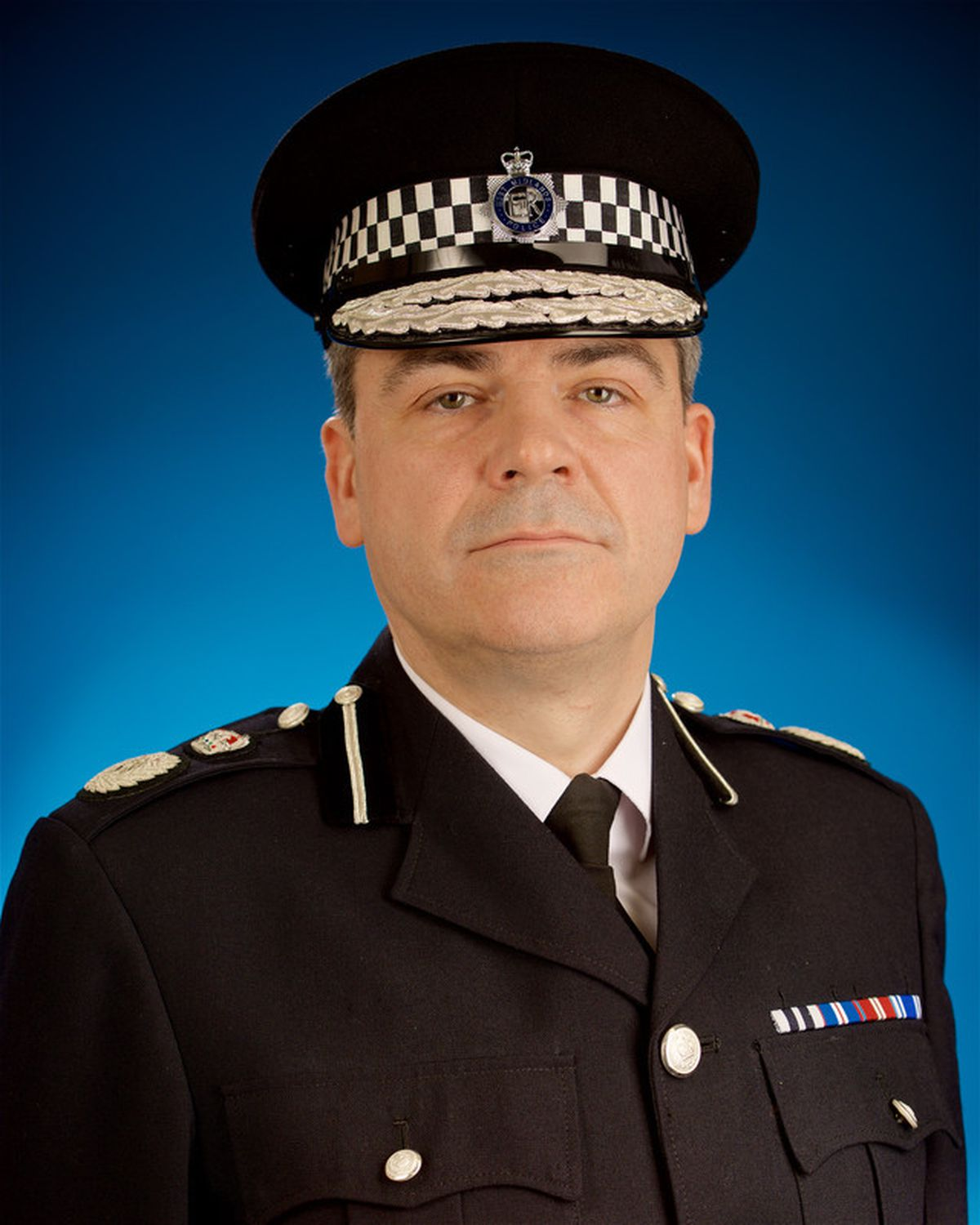 West Midlands Police Chief Constable Dave Thompson