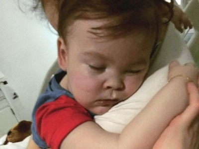 Alfie Evans 'struggling' following High Court ruling
