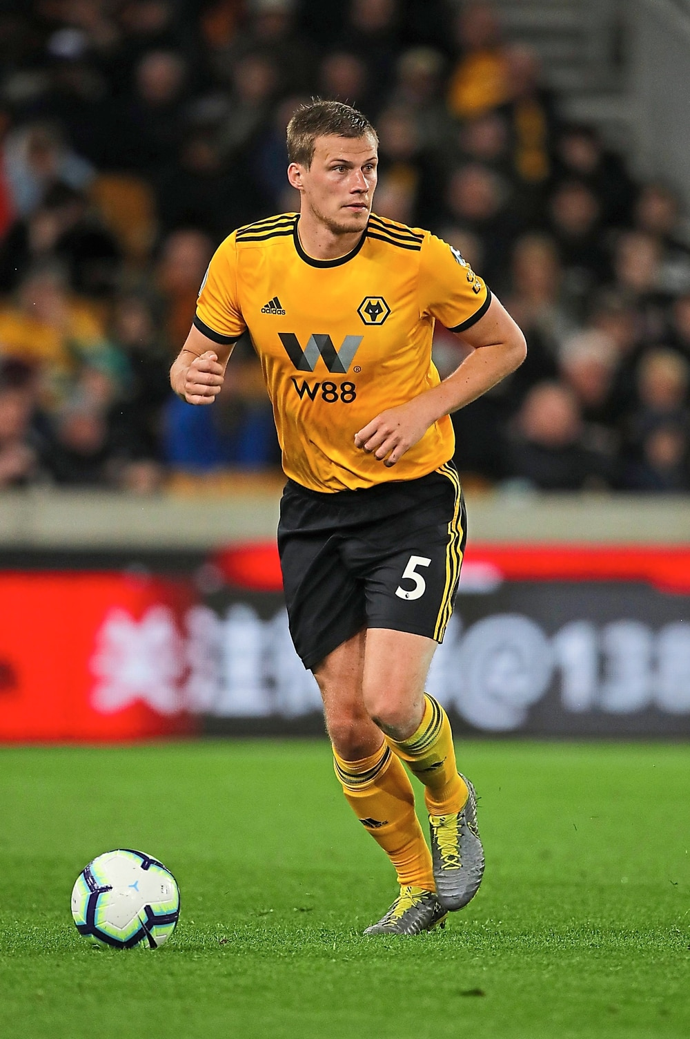 Wolves defender Ryan Bennett: This has been the best season of my career