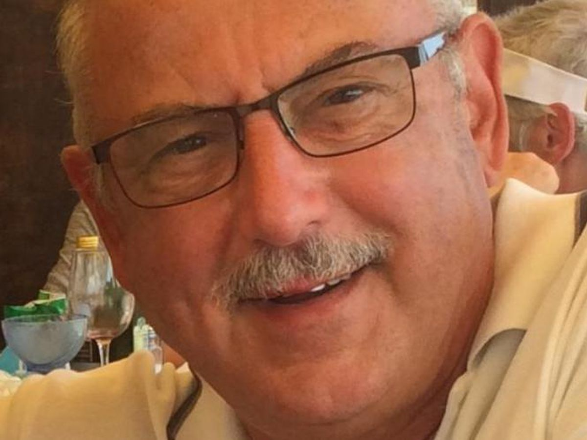 Victim Richard Hall