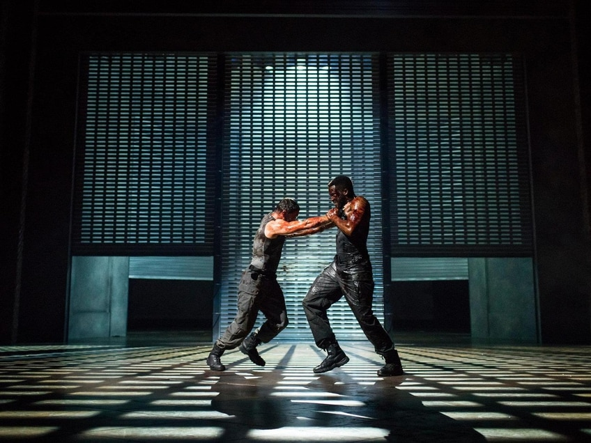 Coriolanus, Royal Shakespeare Theatre, Stratford - review with pictures