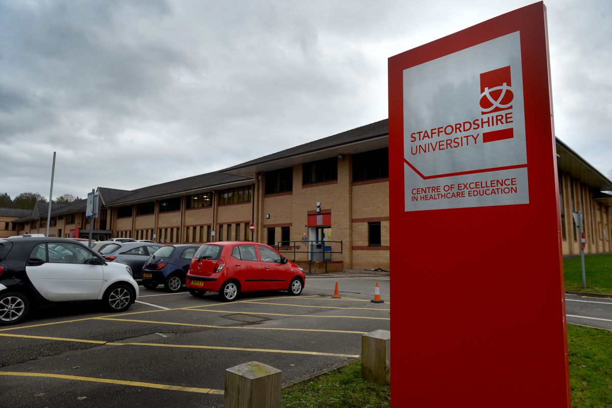 Staffordshire University's Healthcare Centre of Excellence in Stafford