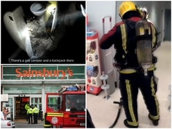 West Midlands Fire Service focus of new TV series which shows drama of Blackheath supermarket bomb scare