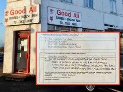 Rat-infested Wolverhampton takeaway closed down by hygiene inspectors