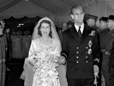 Royal couple 'have got chemistry' after 70 years