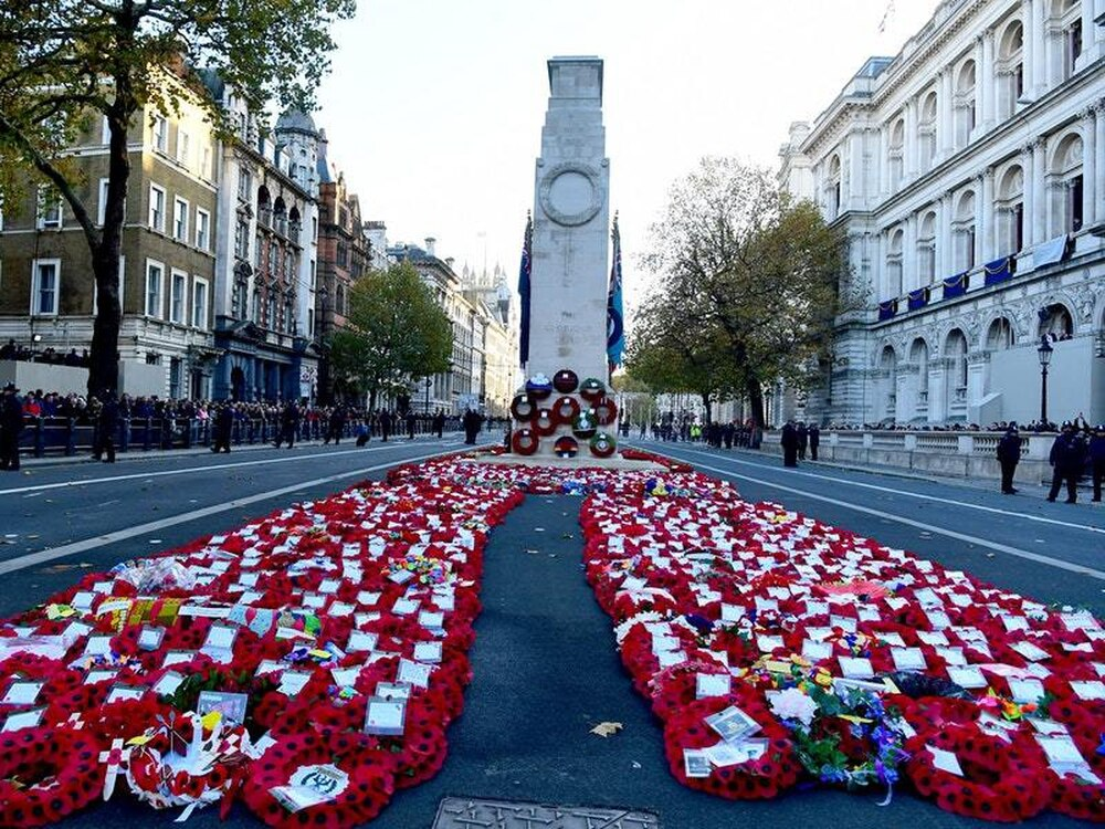Royal Family to lead Remembrance Sunday tributes at Cenotaph ceremony