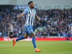 Jurgen Locadia's debut goal delights Brighton boss Chris Hughton