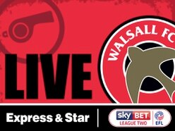 Walsall 2 Cambridge United 1 - As it happened
