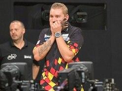 Dimitri Van den Bergh perfect at Grand Slam