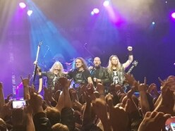 An evening with K.K. Downing and David Ellefson, KK's Steel Mill, Wolverhampton - review