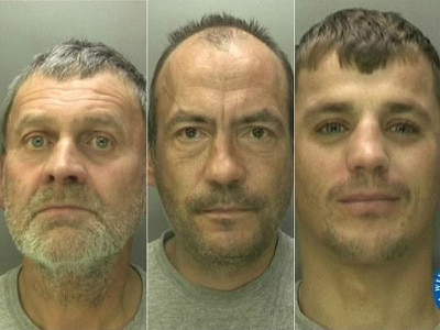 Three convicted of murder after man's body dumped in street