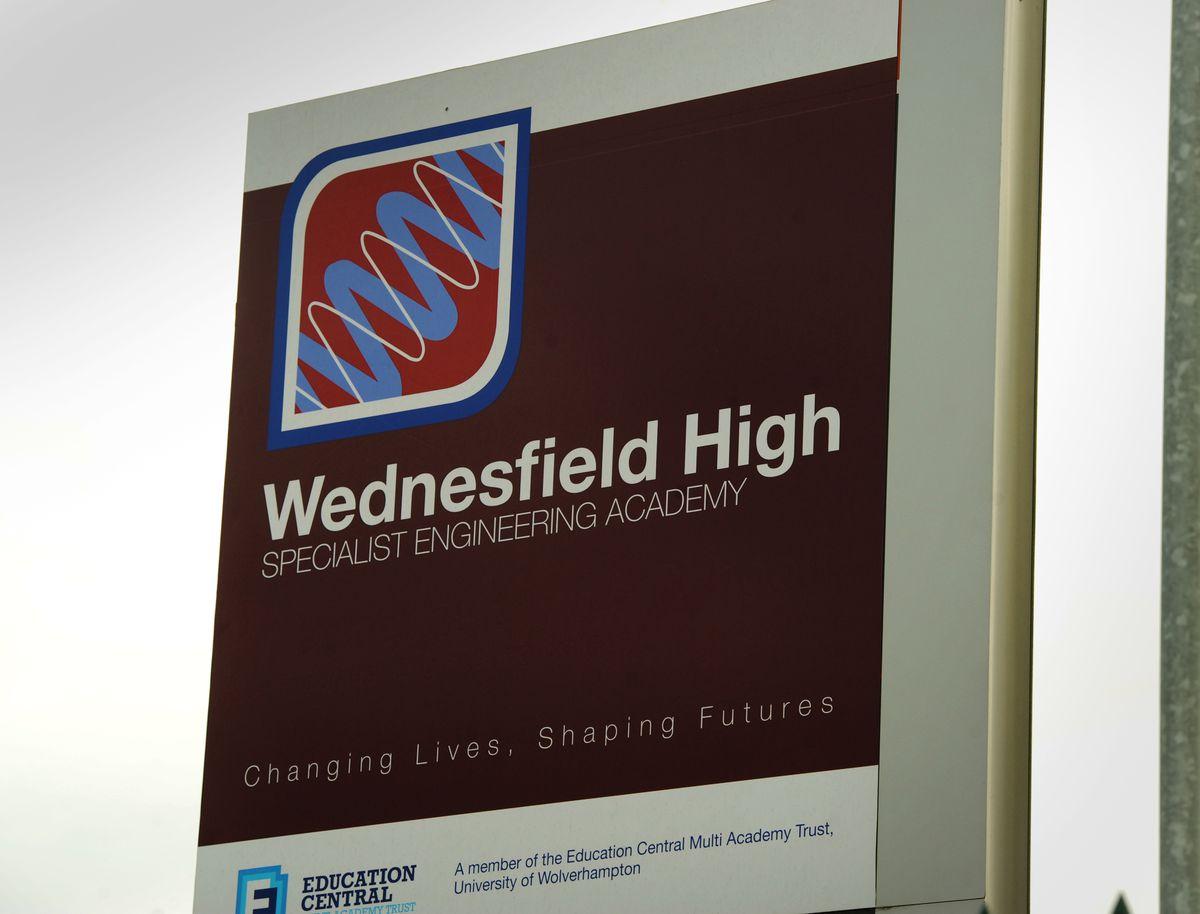 Wednesfield High Specialist Engineering Academy