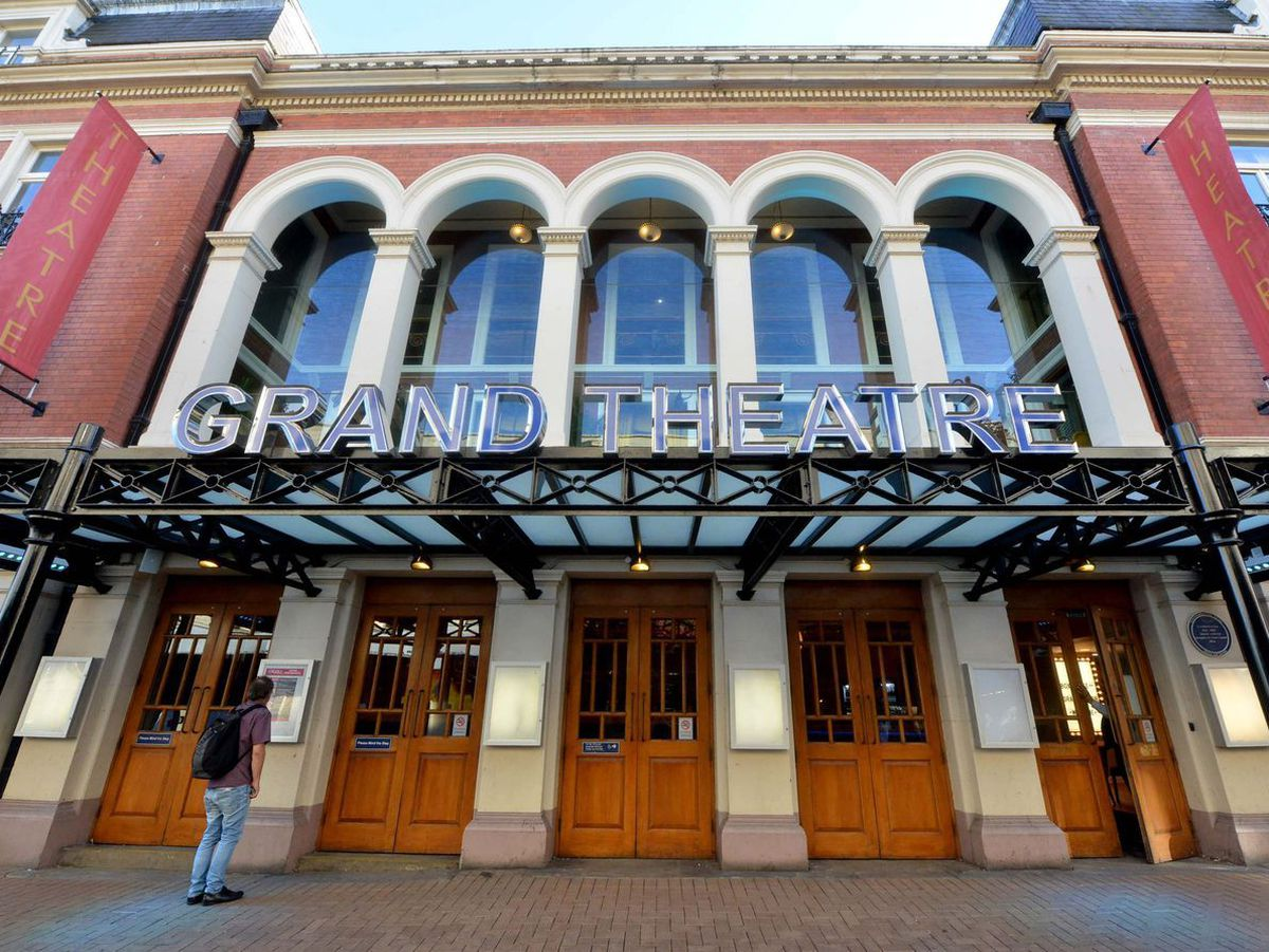 Wolverhampton Grand Theatre is part of the city's rich cultural heritage