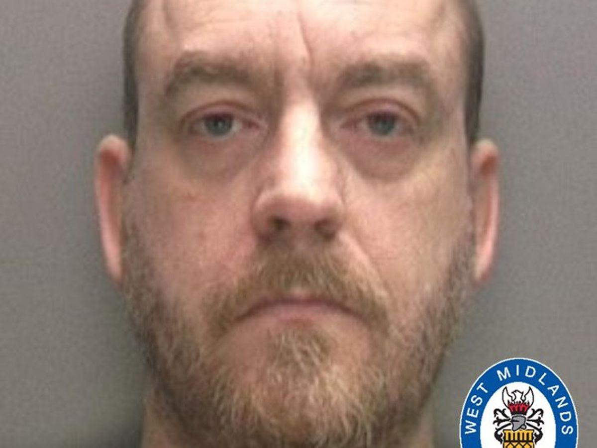 Martyn Smith. Photo: West Midlands Police
