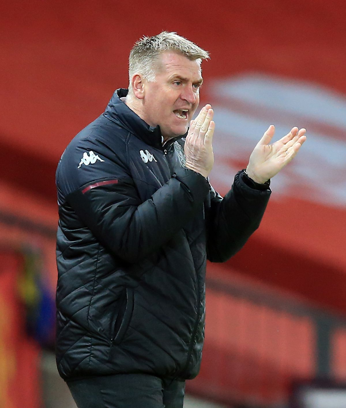 Dean Smith was named Premier League manager of the month for December