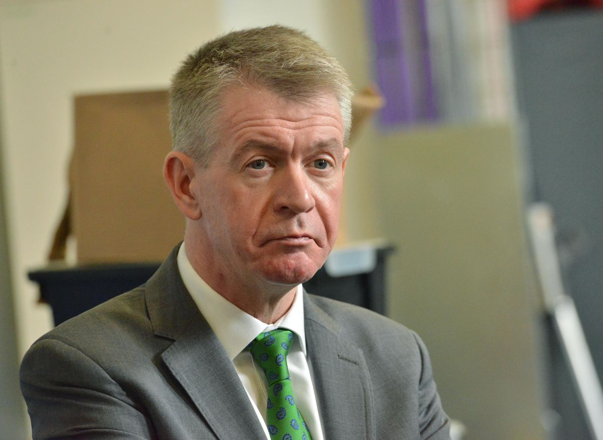 Gerard Coyne is bidding to become the new general secretary of Unite