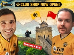 Wolves in Shanghai: Nathan Judah's Day 5 tour diary