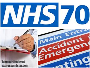 NHS at 70: Take the Express & Star survey on future of our health service