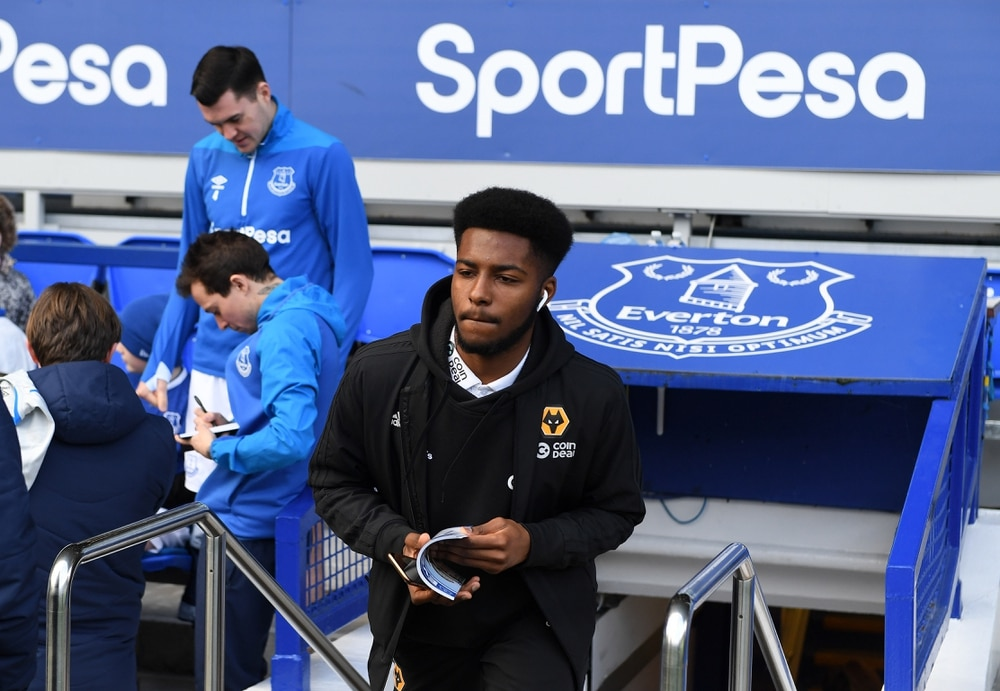 Wolves youngster Cameron John stays quiet on future as suitors circle