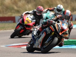 Heating up for summertime showdown on track